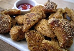 Old Bay Chicken Nuggets