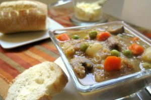 Sunday Suppers: Skinny Beef Stew