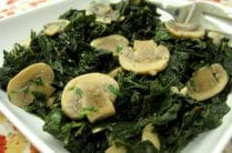 Braised Greens with mushroomsBraised Greens with mushrooms from www.everydaymaven.com