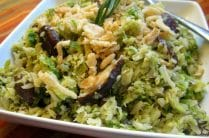 Shredded Brussels Sprouts Recipe from www.everydaymaven.com