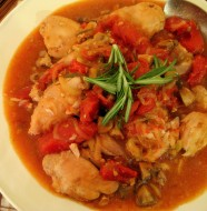 Chicken Cacciatore Slow Cooker from www.everydaymaven.com