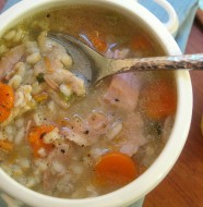 Turkey Barley Soup Recipe from www.everydaymaven.com