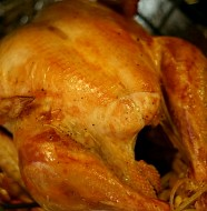 Brined and Roasted Turkey from www.everydaymaven.com