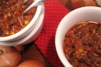 Weight Watchers Turkey and Black Bean Chili Recipe from www.everydaymaven.com