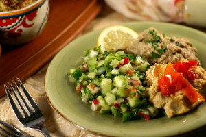 Everyday Israeli Salad