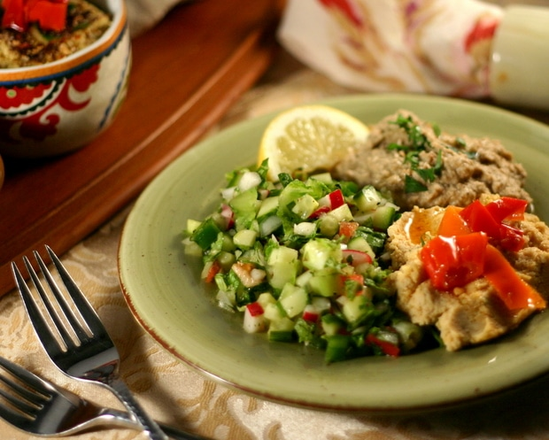 Weight Watchers Israeli Salad from www.everydaymaven.com
