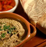 Weight Watchers Baba Ganoush from www.everydaymaven.com