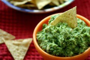 Super Bowl Snack Ideas and Everyday Guacamole