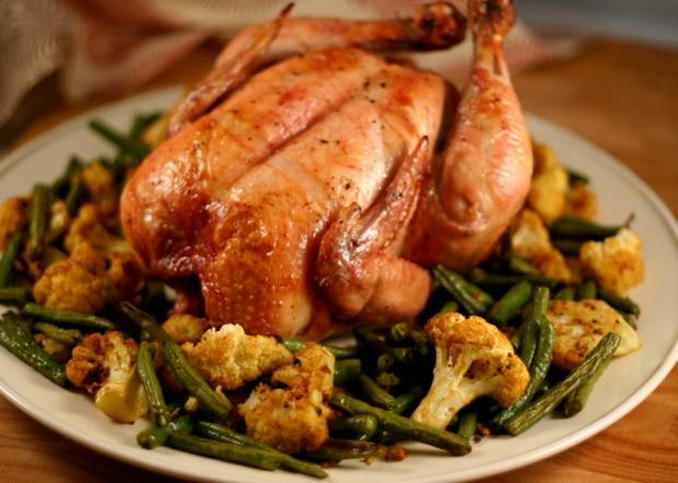 Foolproof Roast Chicken