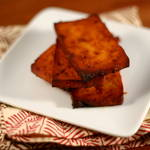 Spicy Baked Tofu from www.everydaymaven.com