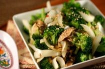 Simple Broccoli Stir Fry from www.everydaymaven.com