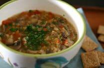 Weight Watchers Bulgur Soup from www.everydaymaven.com