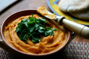 The Food Matters Project: Farak Hummus, Served Hot
