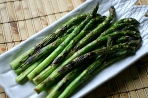 3-Ingredient Grilled Asparagus