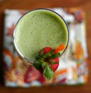 Verde Coco-Berry Smoothie