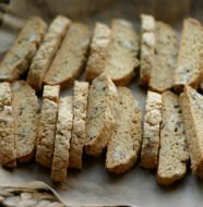 Cinnamon Walnut Biscotti from www.everydaymaven.com