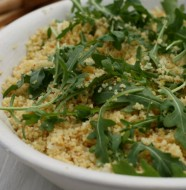 Arugula and Lemon Couscous 2