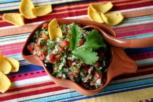 Spicy Pico de Gallo from www.everydaymaven.com