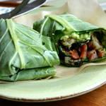 Collard Greens Burritos from www.everydaymaven.com