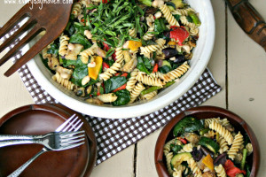 The Great Big Summer Pasta Salad