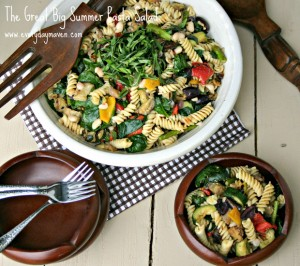 Summer Pasta Salad from www.everydaymaven.com