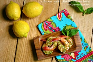 The Food Matters Project: Minted Chimichurri Sauce