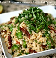 Bulgur Salad from www.everydaymaven.com