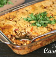 Weight Watchers Chicken Tamale Casserole from www.everydaymaven.com