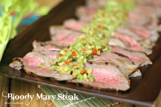 Weight Watchers Bloody Mary Steak Recipe