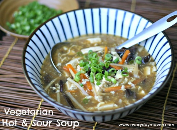 Weight Watchers Hot and Sour Soup Recipe