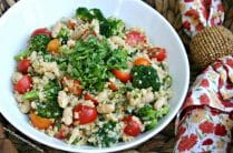 Quinoa Salad with Vegetables