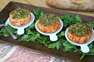 The Food Matters Project: Smoked Paprika, Almond + Parsley Encrusted Caña de Cabra