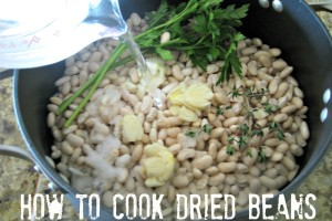 Basics: How to Cook and Season Dried Beans