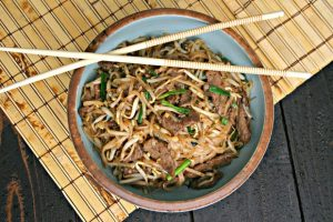 Beef Chow Fun from www.everydaymaven.com