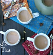 Vegan Chai Tea Recipe from www.everydaymaven.com