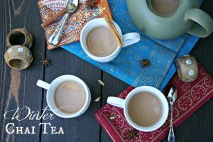 {Vegan} Winter Chai Tea