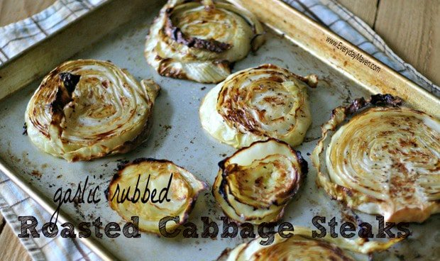 Weight Watchers Roasted Cabbage Recipe