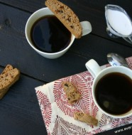 Whole Wheat Gingerbread Biscotti from www.everydaymaven.com