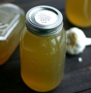 Flu Fighter Chicken Stock from www.EverydayMaven.com