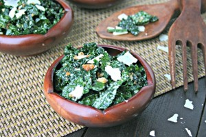 Sort of a Kale Caesar