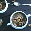Collard Greens Soup from www.everydaymaven.com
