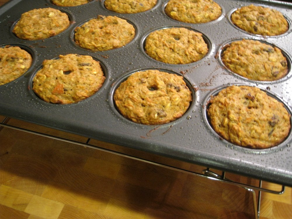 Recipe For Mini Bundt Spiced Carrot Cakes