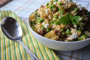 Mediterranean Couscous Salad from Karista's Kitchen