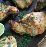 Maple Dijon Chicken from www.everydaymaven.com