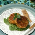 Paleo Salmon Cake Recipe by www.everydaymaven.com