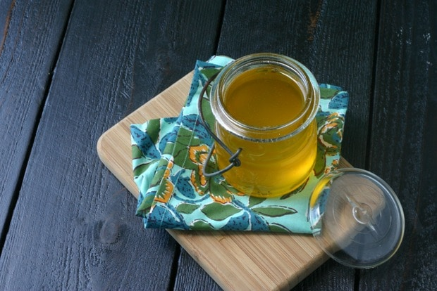 How to Make Ghee. Paleo. Whole30