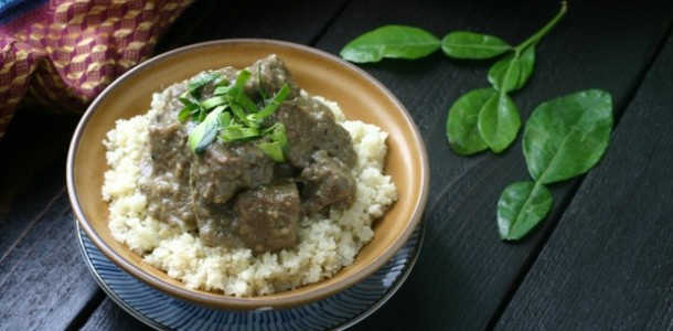 Paleo Beef Rendang from www.everydaymaven.com