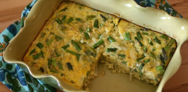 Paleo Egg Casserole from www.everydaymaven.com