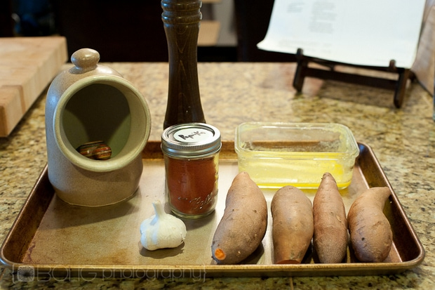 Hasselback Sweet Potatoes Recipe from www.everydaymaven.com
