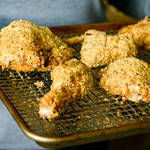Paleo Oven Fried Chicken Recipe. Grain Free Oven Fried Chicken from www.everydaymaven.com